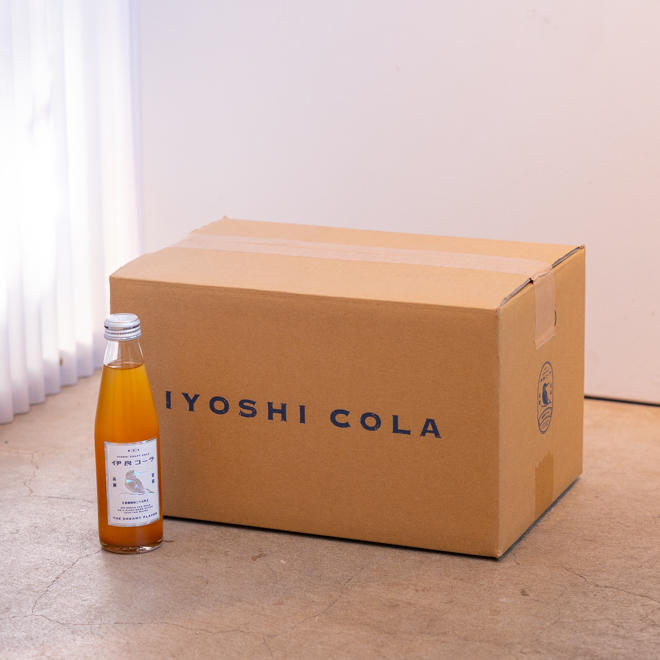 【Main Products】IYOSHI CRAFT COLA 24-Piece Set| 伊良コーラ
