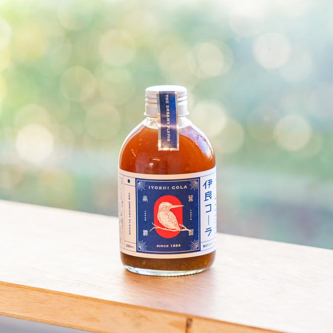 Craft Cola Magical SyrupM size (250 ml)| 伊良コーラ