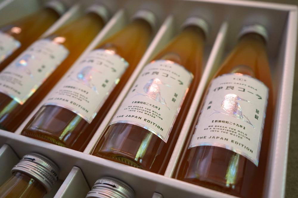 【限定品】JAPAN&DREAMY ボトル飲み比べセット| 伊良コーラ